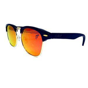 Black Bamboo Club Sunglasses, Polarized Lenses